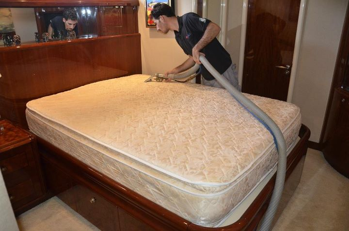 Mattress Cleaning The Basin